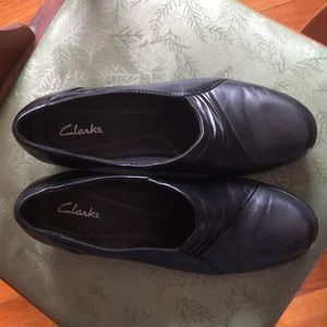 Clarks modern loafers
